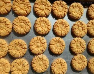 HQ-400/600宮廷桃酥設備 桃酥機價格 上海合強餅干機械