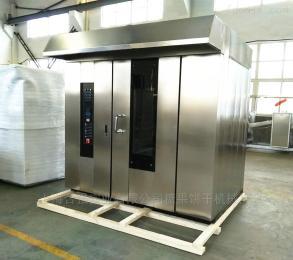 大量生产不锈钢旋转炉、台车旋转式烤箱