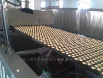 HQ-BGJ600钢带饼干生产线设备