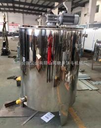 HQ-500L合强巧克力配套设备--巧克力保温缸 巧克力浇注生产线 保温灌 巧克力浆料保温缸