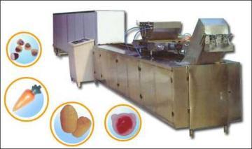 HQ400B型软糖夹心自动成型机