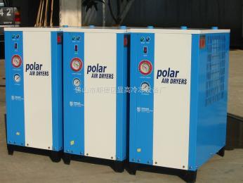 普立冷干机 冷冻式干燥机 水冷冷干机