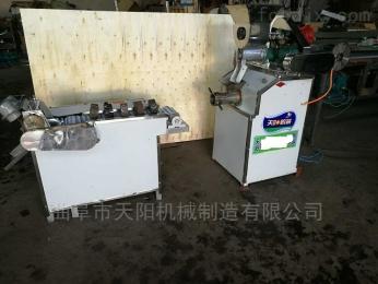 TYC-100A小魚酥食品膨化機