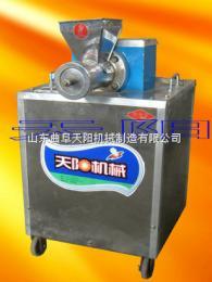 TYM-A多功能空心面机(贝壳面机,通心粉机,休闲面食机)