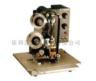 ELD-241台式热打码机/色带印码机/标签打码机/薄膜印码机