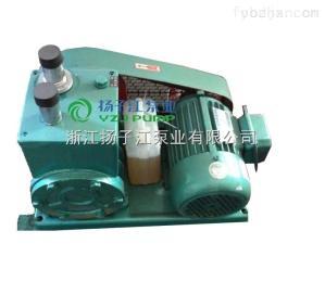 2X-30A生产销售 2X-30A大型双级抽气旋片式真空泵 ?#36153;?#26641;脂抽真空机