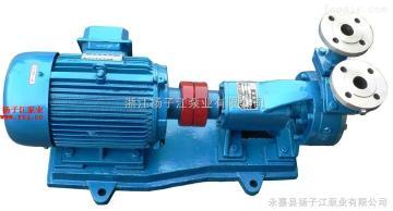 wb型W型法兰旋涡水泵/铸铁不锈钢材质单级旋涡泵/40W6-160