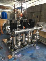 恒压变频供水设备 无负压变频供水设备 智能化箱式泵站供水设备