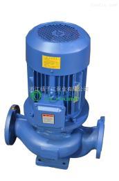 ISG100-160ISG100-160--高品质水泵厂家 不锈钢卧式防爆管道泵 ISG100-160立式单级离心泵
