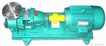化工泵:IH型不锈钢化工离心泵