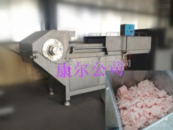 康爾凍肉切片機切塊機廠家銷售