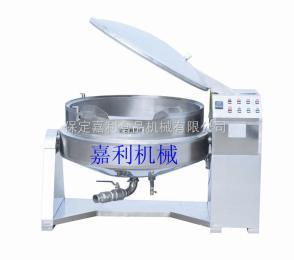 JL-DKGZ-Q电动可倾加盖蒸煮锅(蒸汽)
