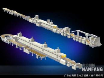 560型/600型/680型/800型/1000型饼干生产线/全自动饼干生产线/酥性轫性饼干生产线