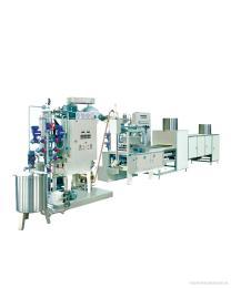 LJC硬糖浇注成型生产线