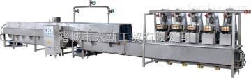 WX-6多功能丸子生产流水线