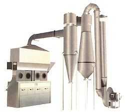 XF系列沸騰干燥(冷卻)機(臥式)