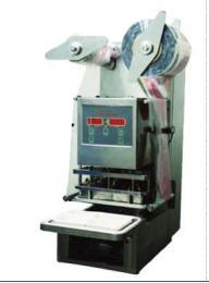 QDF180-230/2全自动快餐盒封盖机