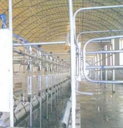 中置式计量瓶挤奶系统