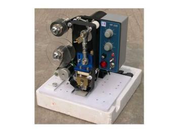 RY-100电动色带打码机打码机