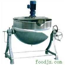 可傾式夾層鍋|立式夾層鍋|夾層鍋