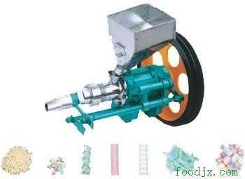 東方機械供應玉米膨化機 食品膨化機 六用膨化機