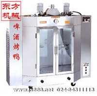 沈阳基石东方机械专业供应烤鸭炉,挂炉烤鸭,脆皮烤鸭