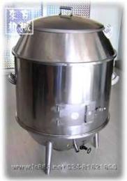 东方机械销售果木炭烤鸭炉 烤鸭挂炉