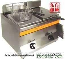 双缸电炸锅、电炸炉、单缸单筛电炸锅、双缸双筛电炸锅、燃气电炸炉