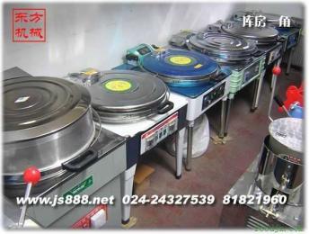 东方机械专业销售电动恒温电饼铛 燃气煎饼炉