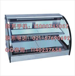 BWG-120展示柜 台式陈列柜 保温箱 保温车