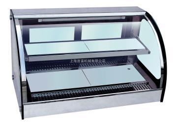 BWG-120保温柜 展示柜 台式陈列柜 保温箱 保温车