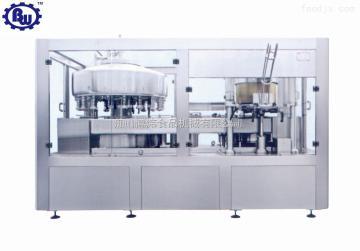 BW4T250易拉罐多功能高效饮料灌装封口设备