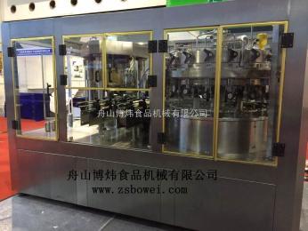 BW4T150QPET罐碳酸饮料灌装机