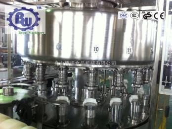 BW4T250厂家直供?#21442;?#39278;料易拉罐变频灌装设备