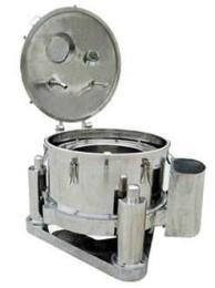 SD系列洁净型三足式上部卸料离心机