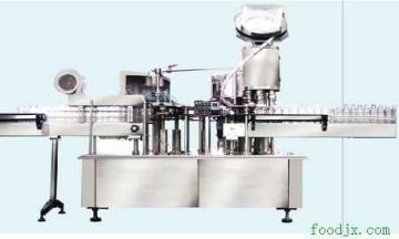 PGF型系列全自动冲瓶灌装封盖机