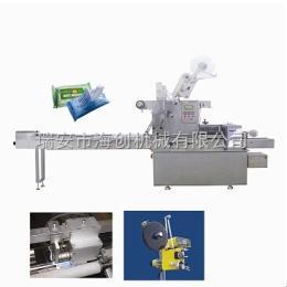 DZP-250KT智能型全自动抽取式湿巾包装机