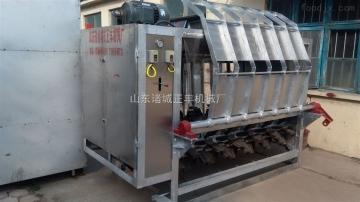 猪屠宰设备200型液压猪刨毛机