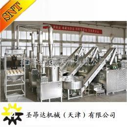 天津圣昂達雜糧方便面生產線