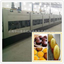 HSJ304不锈钢制作全自动控制隧道式烤炉/焙烤隧道炉,大型工业化彩友彩票平台