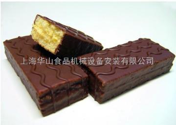 HSJ-1000食品厂多功能蛋糕生产设备,可做各种不同种类蛋糕,多合一生产线