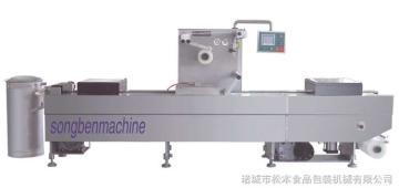 DLZ420拉伸膜包装机