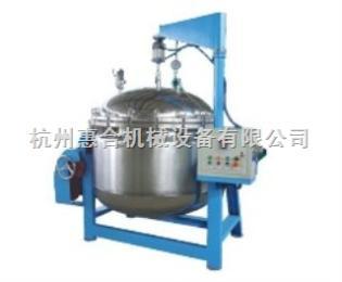 立式 不銹鋼 夾層 保溫層 高壓蒸煮鍋