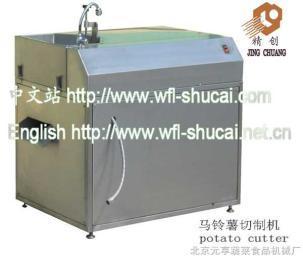 QTJ-100型(薯条生产线)切条机