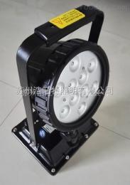 防爆泛光移动工作灯FW6102-30w移动式防爆泛光工作灯HBF4101C电力施工作业照明灯