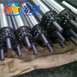SLL-2雙鏈輪動力|流水線滾筒|不銹鋼輸送|4分9齒