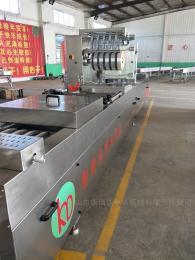DZ-420热销拉伸膜真空包装机高效率送模具