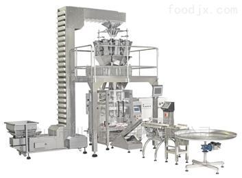 自动定量白砂糖包装机