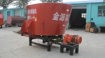 9TMR-4供应宾利达牌TMR立式饲料制备机