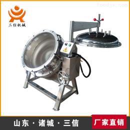 电加热立式煮锅    高压多功能蒸煮锅